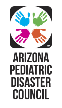 Arizona Pediatric Disater Coalition Logo